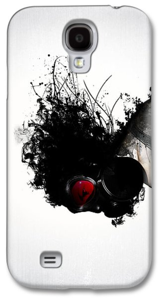 Ghost Warrior Galaxy S4 Case by Nicklas Gustafsson