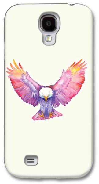 Healing Wings Galaxy S4 Case by Cindy Elsharouni