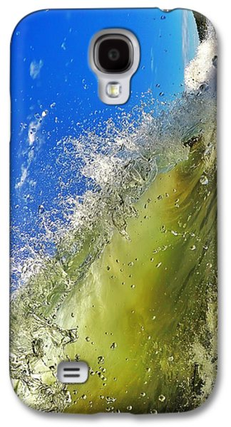 Beach Photography Galaxy S4 Cases - Surf Galaxy S4 Case by Nicklas Gustafsson