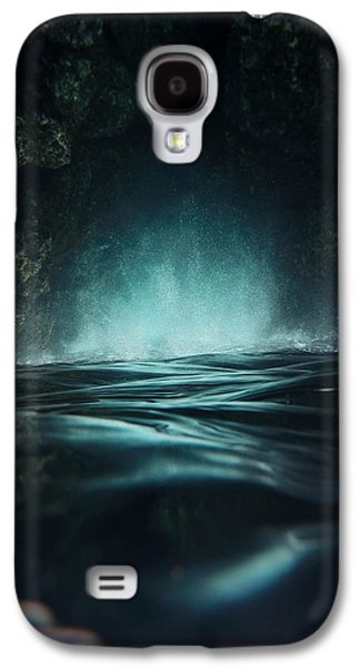 Mysterious Galaxy S4 Cases - Surreal Sea Galaxy S4 Case by Nicklas Gustafsson
