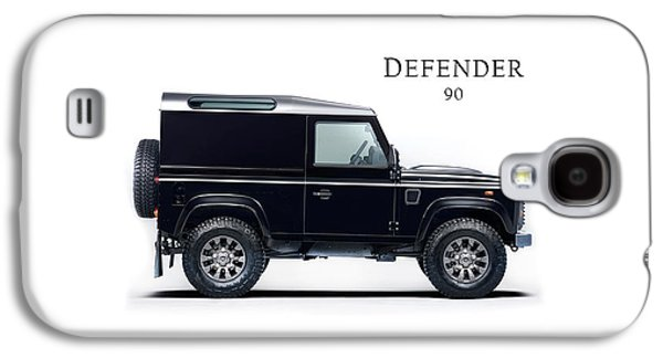 Land Galaxy S4 Cases - Land Rover Defender 90 Galaxy S4 Case by Mark Rogan