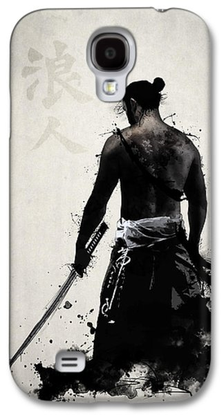 Best Sellers -  - Ancient Galaxy S4 Cases - Ronin Galaxy S4 Case by Nicklas Gustafsson
