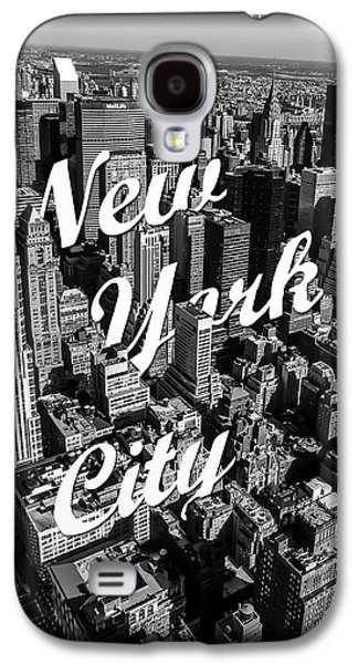 New York City Galaxy S4 Case by Nicklas Gustafsson