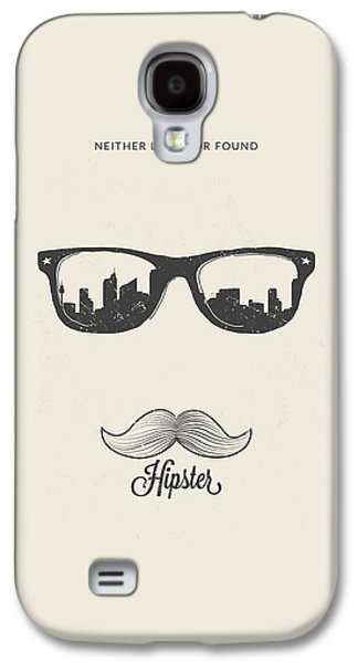 Hipster Neither Lost Nor Found Galaxy S4 Case by Bekare Creative