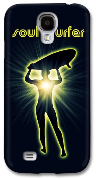 Soul Surfer Galaxy S4 Case by Mark Ashkenazi