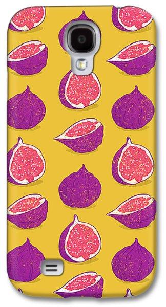 Fig Galaxy S4 Case by Evgenia Chuvardina