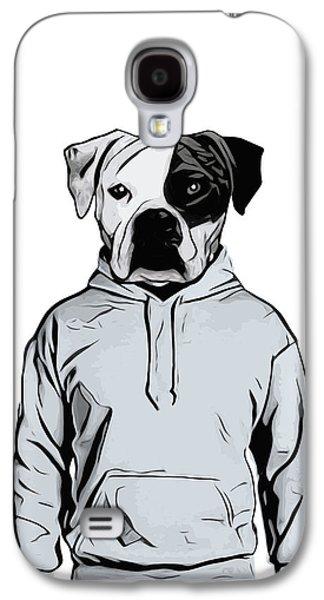 Cool Dog Galaxy S4 Case by Nicklas Gustafsson