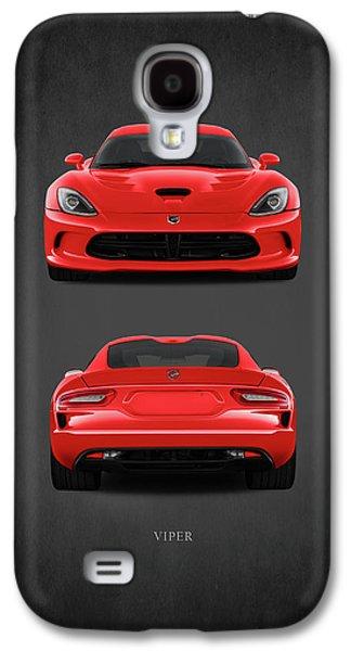 Viper Galaxy S4 Case by Mark Rogan