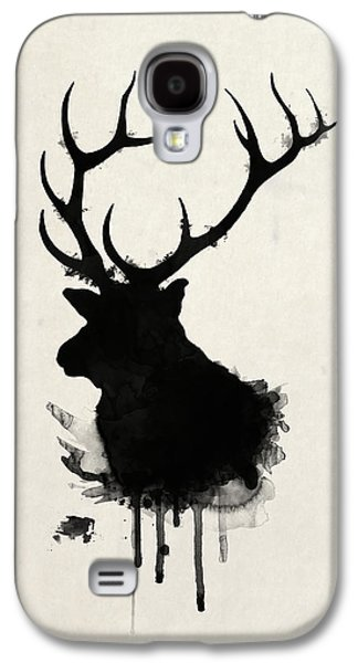 Deer Galaxy S4 Cases - Elk Galaxy S4 Case by Nicklas Gustafsson