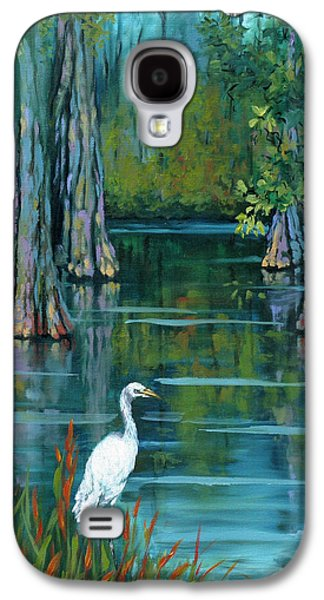 The Fisherman Galaxy S4 Case by Dianne Parks