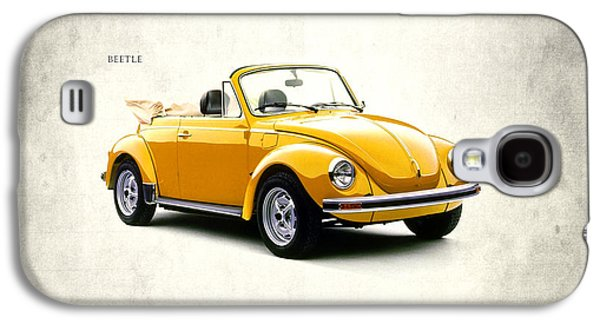 Vw Beetle 1972 Galaxy S4 Case by Mark Rogan