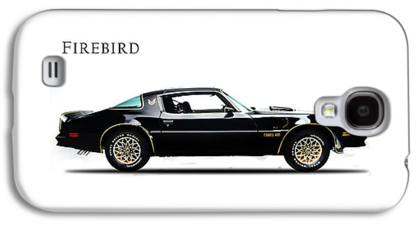 Classic Cars Photographs Galaxy S4 Cases - Pontiac Firebird Galaxy S4 Case by Mark Rogan