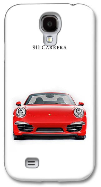 Recently Sold -  - Transportation Photographs Galaxy S4 Cases - Porsche 911 Carrera Galaxy S4 Case by Mark Rogan