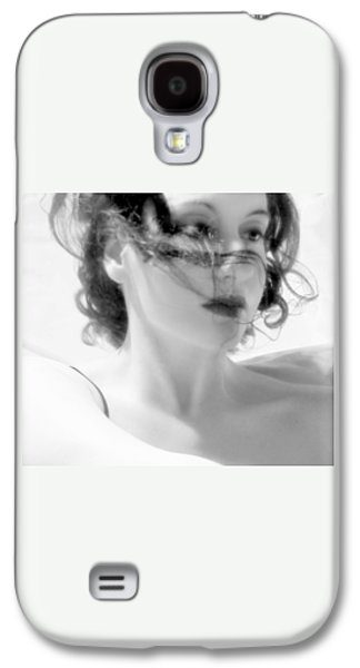 Self Discovery Galaxy S4 Cases - Ascension - Self Portrait Galaxy S4 Case by Jaeda DeWalt