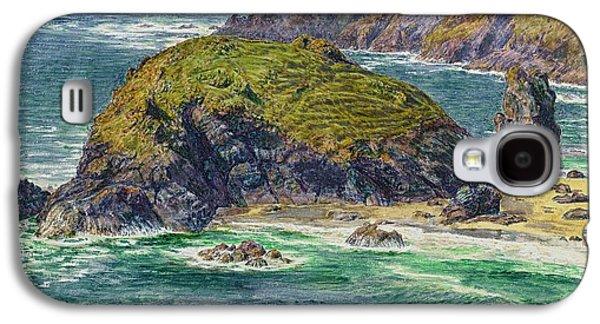Asparagus Island Galaxy S4 Case by William Holman Hunt