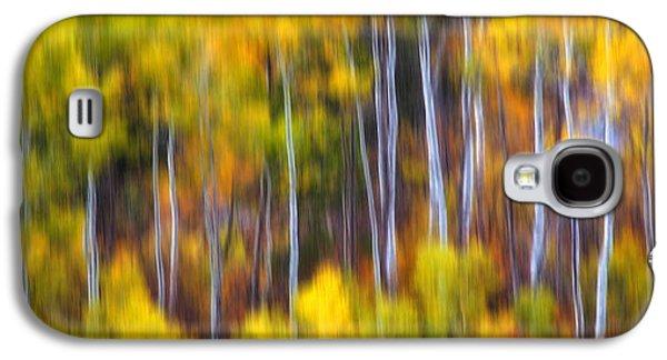 Aspens Alive Galaxy S4 Case by Darren  White