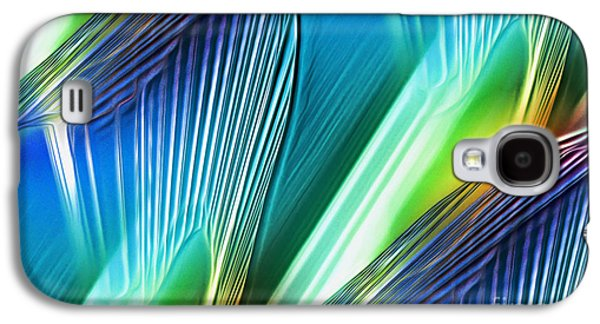 Abstract Digital Paintings Galaxy S4 Cases - Atmosphoria Galaxy S4 Case by Mark Birkland