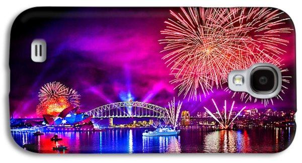 Business Galaxy S4 Cases - Aussie Celebrations Galaxy S4 Case by Az Jackson