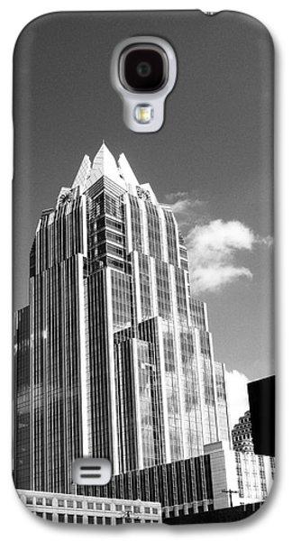 Austin ist Digital Galaxy S4 Cases - Austin Skyline Galaxy S4 Case by Venus