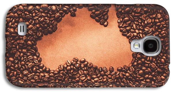 Australian Made Coffee Galaxy S4 Case by Jorgo Photography - Wall Art Gallery