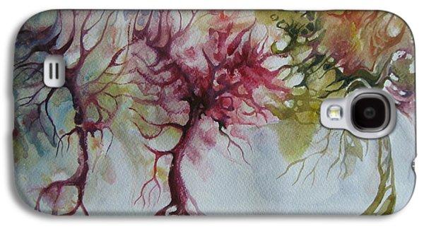 Autumn Colors Galaxy S4 Case by Elena Oleniuc