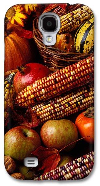 Autumn Harvest  Galaxy S4 Case by Garry Gay