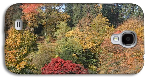 Galaxy S4 Case featuring the photograph Autumn In Baden Baden by Travel Pics