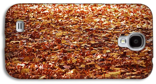 Autumn Leaves  Galaxy S4 Case by Sandy Taylor
