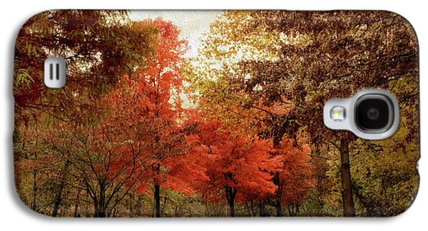 Autumn Maples Galaxy S4 Case by Jessica Jenney