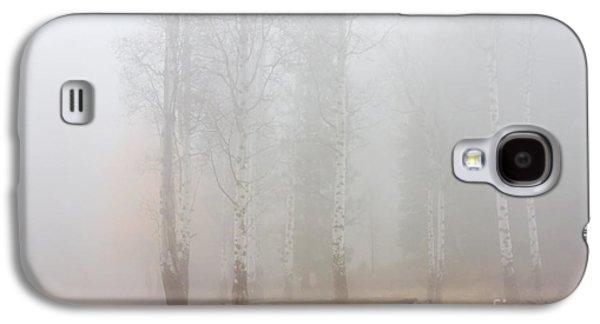 Fog Mist Galaxy S4 Cases - Autumn Reveals Galaxy S4 Case by Mike  Dawson