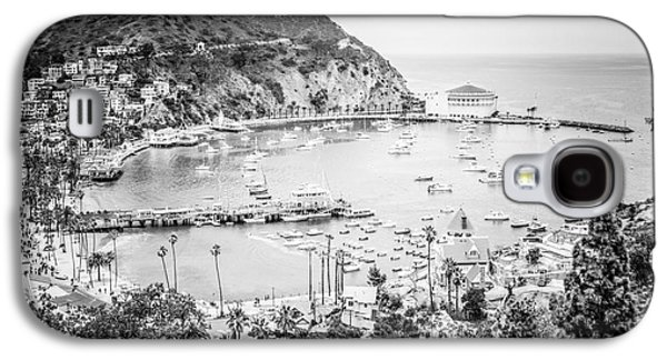 Avalon California Black And White Photo Galaxy S4 Case by Paul Velgos