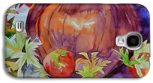 Samhain Paintings Galaxy S4 Cases - Awaiting Galaxy S4 Case by Beverley Harper Tinsley
