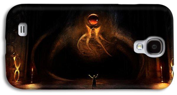 Monster Galaxy S4 Cases - Awaken Galaxy S4 Case by Jamie Fox