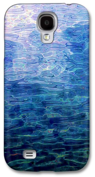 Abstract Digital Galaxy S4 Cases - Awakening from the depths of slumber Galaxy S4 Case by David Lane
