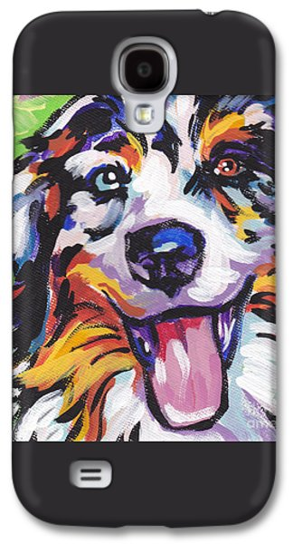 Awesome Aussie Galaxy S4 Case by Lea S