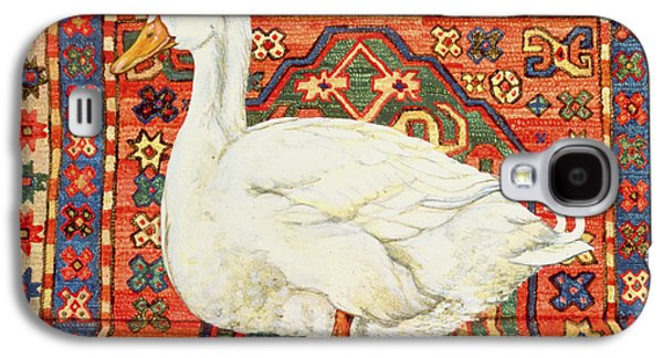 Persian Carpet Galaxy S4 Cases - Aylesbury Carpet Drake Galaxy S4 Case by Ditz