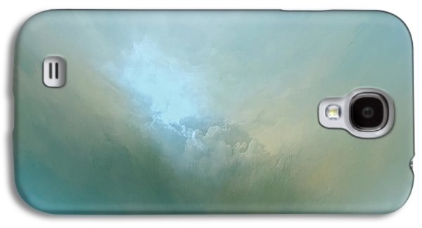 Azure Mist Galaxy S4 Case by Lonnie Christopher