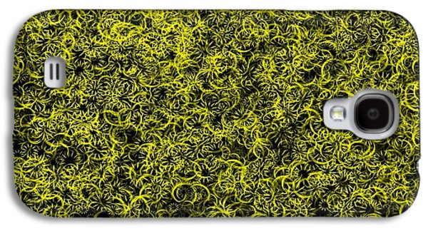Animation Galaxy S4 Cases - B11 Galaxy S4 Case by Filipe Designs