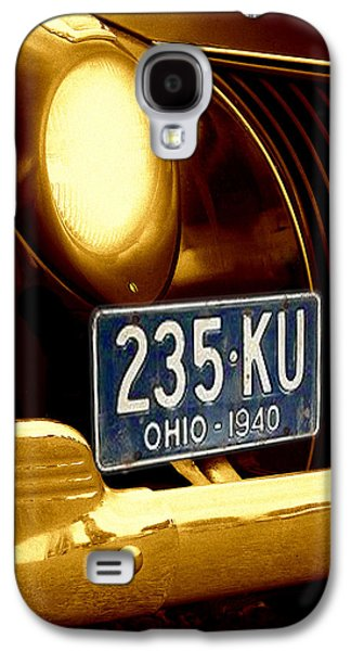 Classic Cars Photographs Galaxy S4 Cases - Back In The Day Galaxy S4 Case by Kenneth Krolikowski