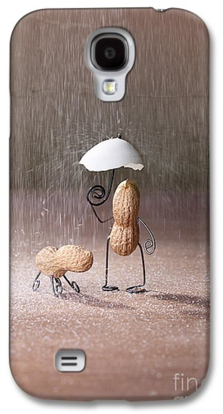 Bizarre Galaxy S4 Cases - Bad Weather 02 Galaxy S4 Case by Nailia Schwarz