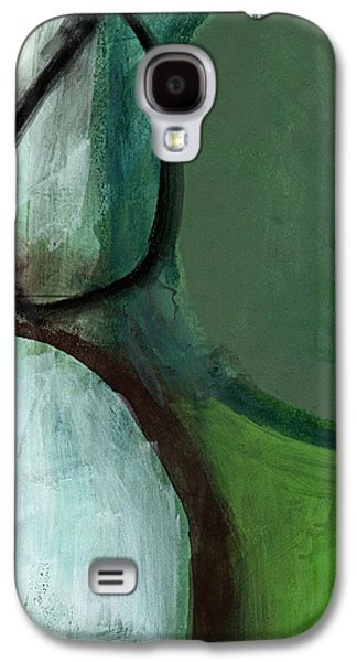 Abstract Nature Galaxy S4 Cases - Balancing Stones Galaxy S4 Case by Linda Woods