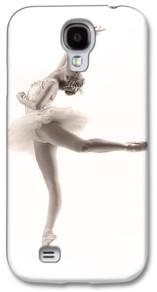 Ballerina Galaxy S4 Case by Steve Williams
