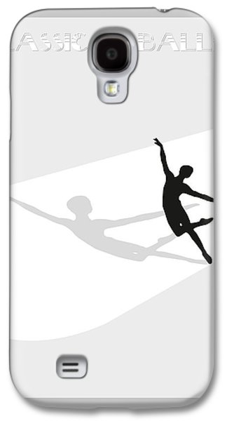 Ballet Galaxy S4 Case by Joaquin Abella