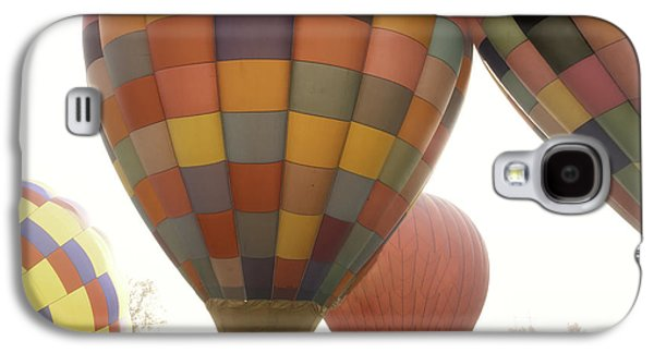 Asheville Galaxy S4 Cases - Balloon Day is a Happy Day Galaxy S4 Case by Rob Travis
