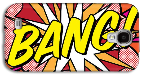 Bang Galaxy S4 Case by Gary Grayson