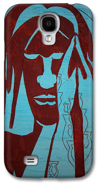 Jordan Ceramics Galaxy S4 Cases - Baptism of The Lord Jesus Christ Galaxy S4 Case by Gloria Ssali