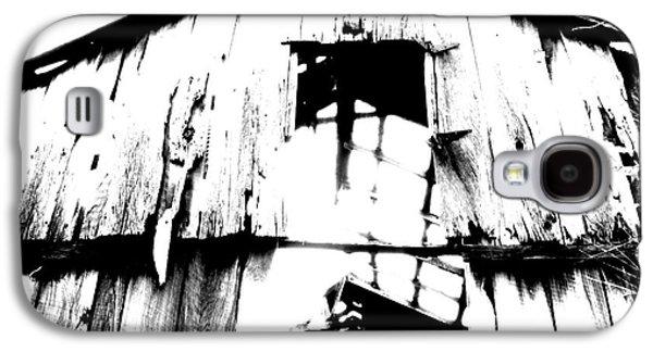 Barn Galaxy S4 Case by Amanda Barcon