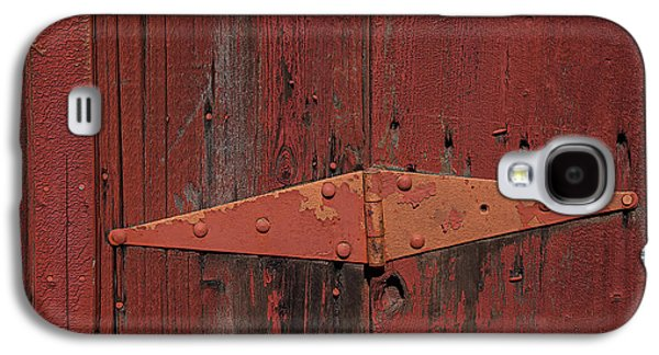 Barn Hinge Galaxy S4 Case by Garry Gay