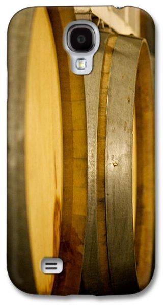 Vino Photographs Galaxy S4 Cases - Barrels of Fun Galaxy S4 Case by Lisa Knechtel
