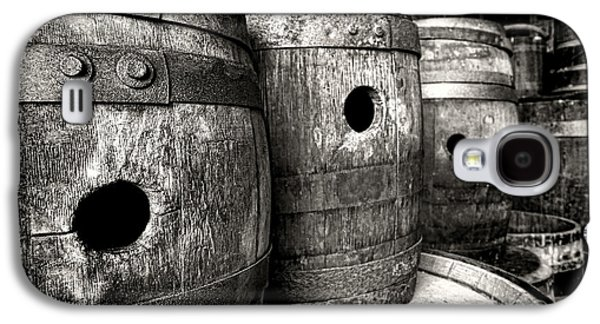 Barrels Of Laugh Past  Galaxy S4 Case by Olivier Le Queinec
